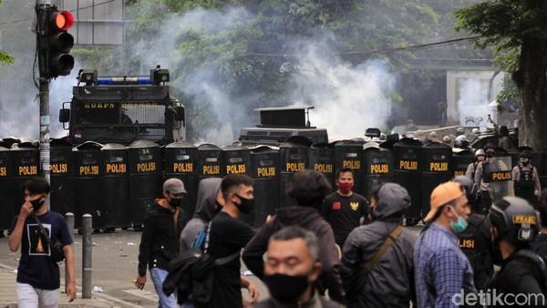 Polisi Sebut KAMI Jabar Sokong Dana Rp 12 Juta untuk Pendemo di Bandung
