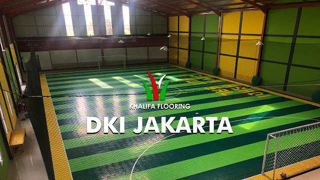 Jual Lantai Lapangan Futsal di Jakarta