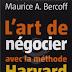 L'art de négocier avec la méthode Harvard.pdf
