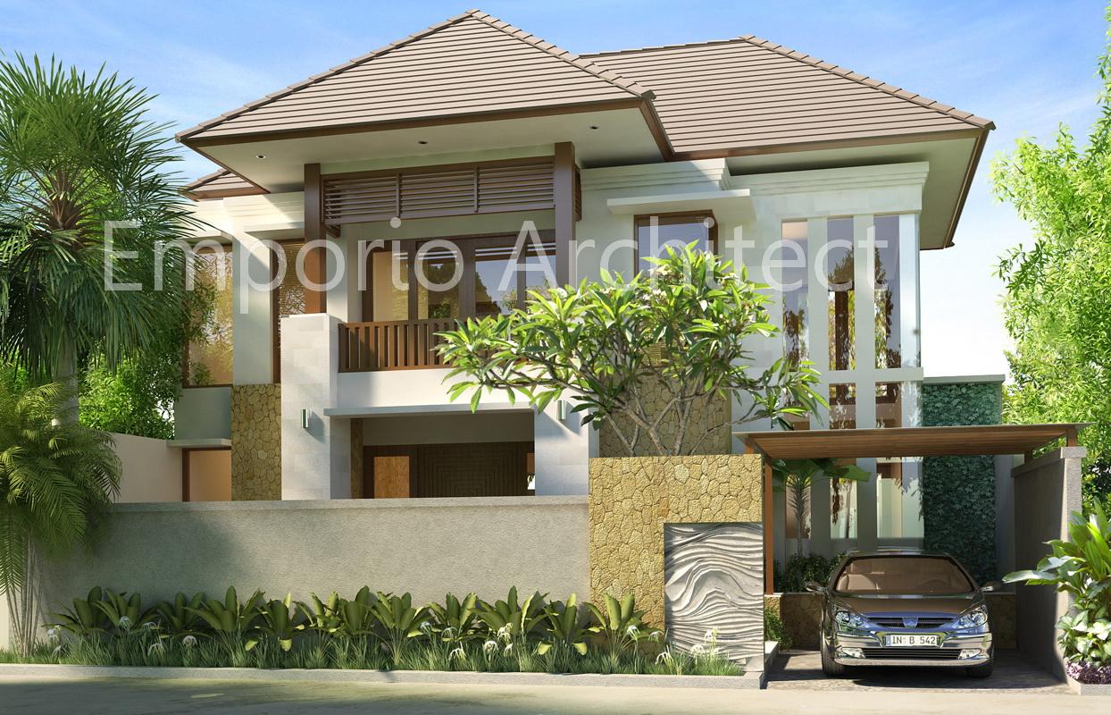 Desain Rumah Minimalis Ala Villa Feed News Indonesia