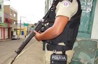 Polícia da Bahia