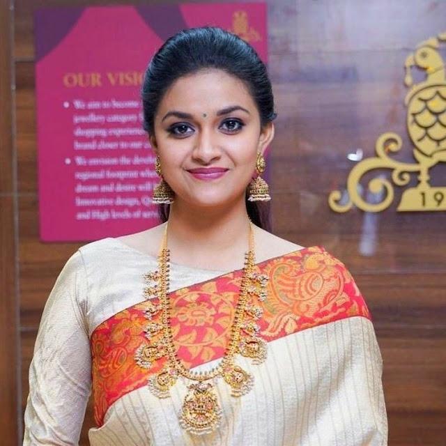 Keerthi Suresh Lakshmi Guttapusalu Haram
