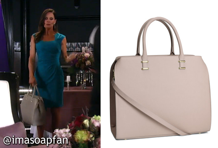 de38562c501668 ... Port Charles because Jordan has the same purse in grey
