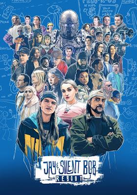 Jay & Silent Bob Reboot 2019 DVD R1 NTSC Latino