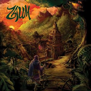 """Ο δίσκος των Zaum """"Divination"""""""