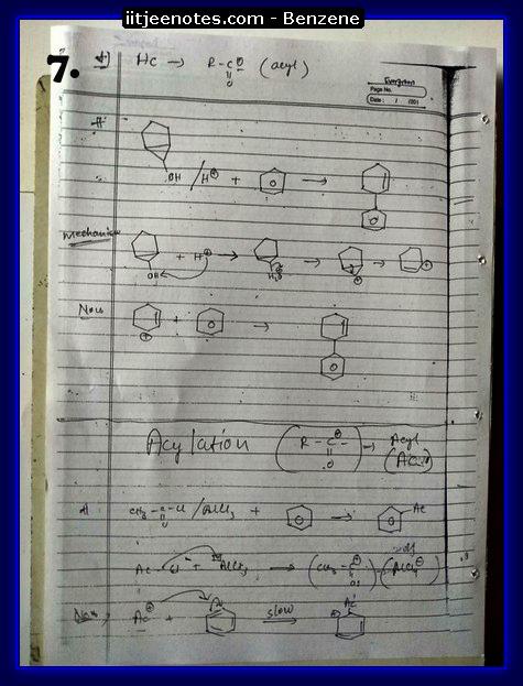 Benzene Notes7