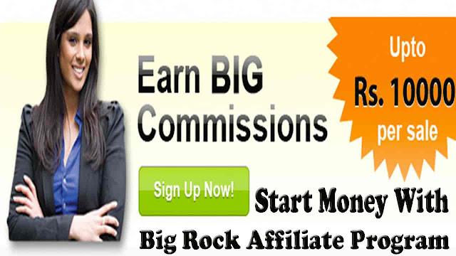 Big-Rock Affiliate Marketing