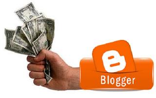 Blogger sebagai lahan pekerjaan dan usaha mendapatkan penghasilan