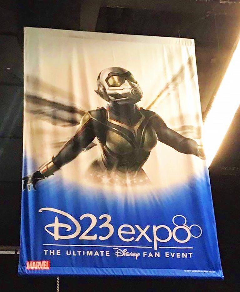 D23 nos muestra cómo lucirá avispa en Ant-Man and the Wasp