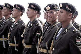 Military Force Tajikistan