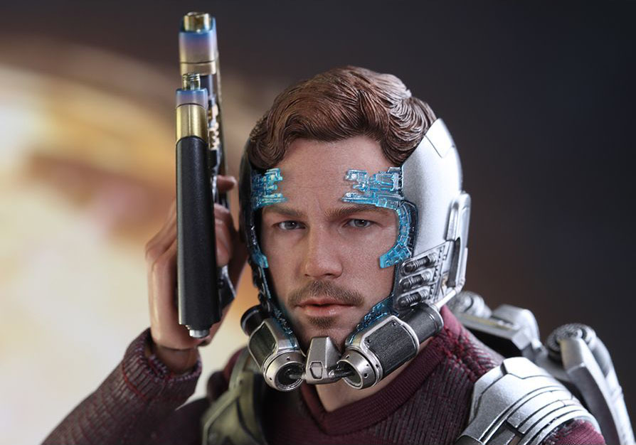 GUARDIANS OF THE GALAXY VOL.2 - STAR-LORD (Deluxe Version) 11