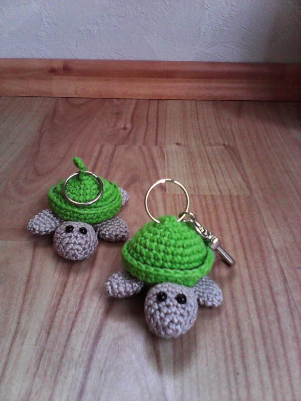 Schlüsselanhänger Häkeln Schildkröte My Blog