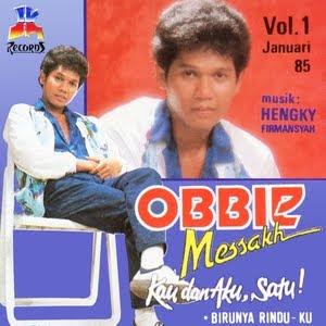 Obbie Messakh - Kau dan Aku Satu ( Karaoke )