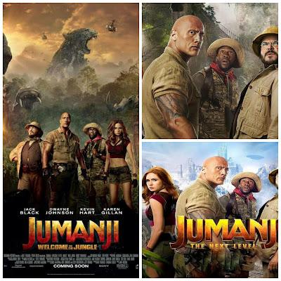 All Jumanji Movie Download in Hindi 480p, 720p, 360p, HD