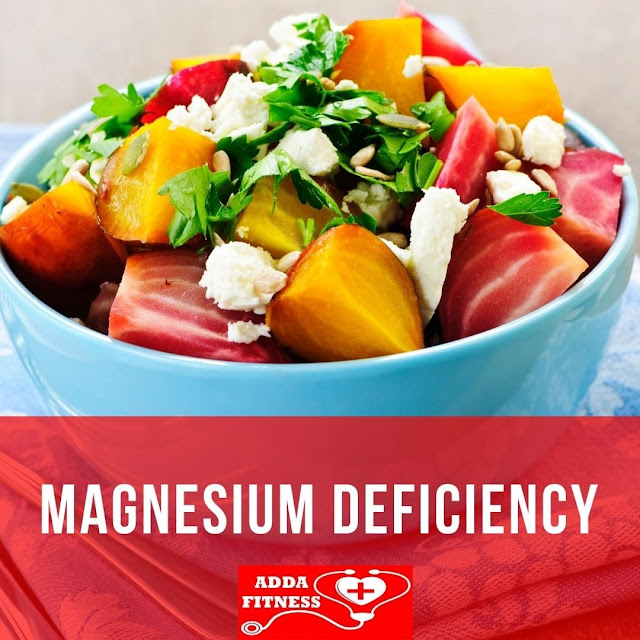 12 Signs of Magnesium Deficiency