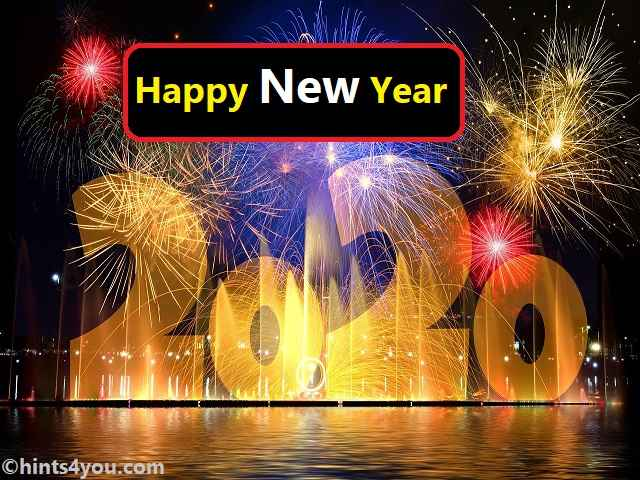 Happy New Year 2020: Best Wishes Collection For You
