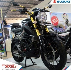 Review Suzuki Bandit 150 Best Design