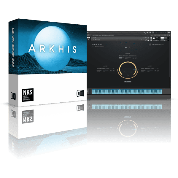 Native Instruments Arkhis v1.0.0 KONTAKT Library