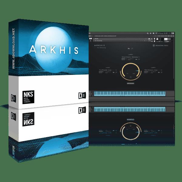Native Instruments Arkhis v1.0.0 KONTAKT Library