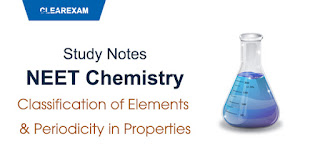 Classification of Elements and Periodicity in Properties
