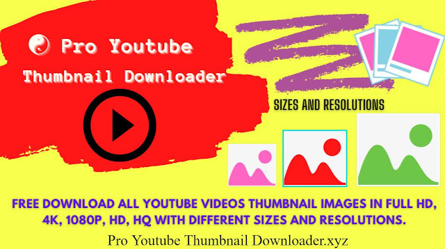 Youtube Thumbnail Downloader
