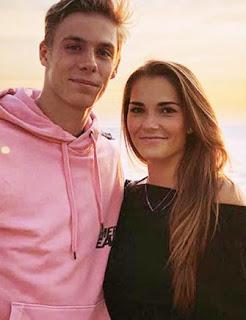 Denis Shapovalov S Girlfriend Mirjam Bjorklund
