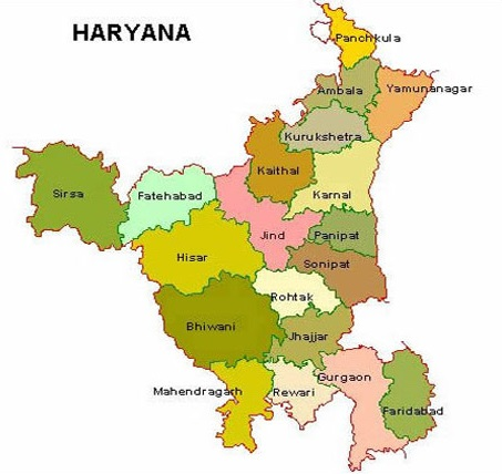 Haryana-map-state-maps
