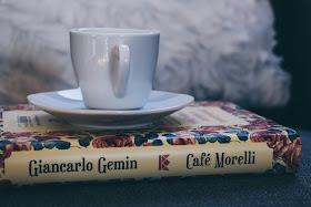 Café Morelli, Königskinderverlag, Jugendbuch, Italienisches Essen