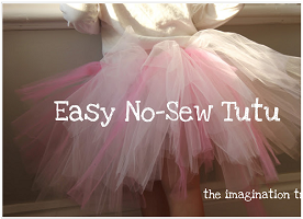 How to Make an Easy, No-Sew Tutu