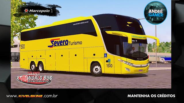 PARADISO G7 1600 LD - VIAÇÃO SEVERO TURISMO