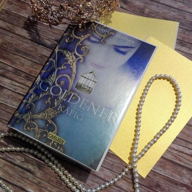 [Books] Victoria Aveyard - Goldener Käfig (Die Farben des Blutes 3)