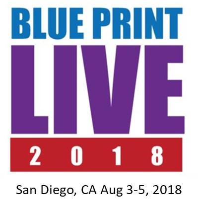 Blue Print Live 2018