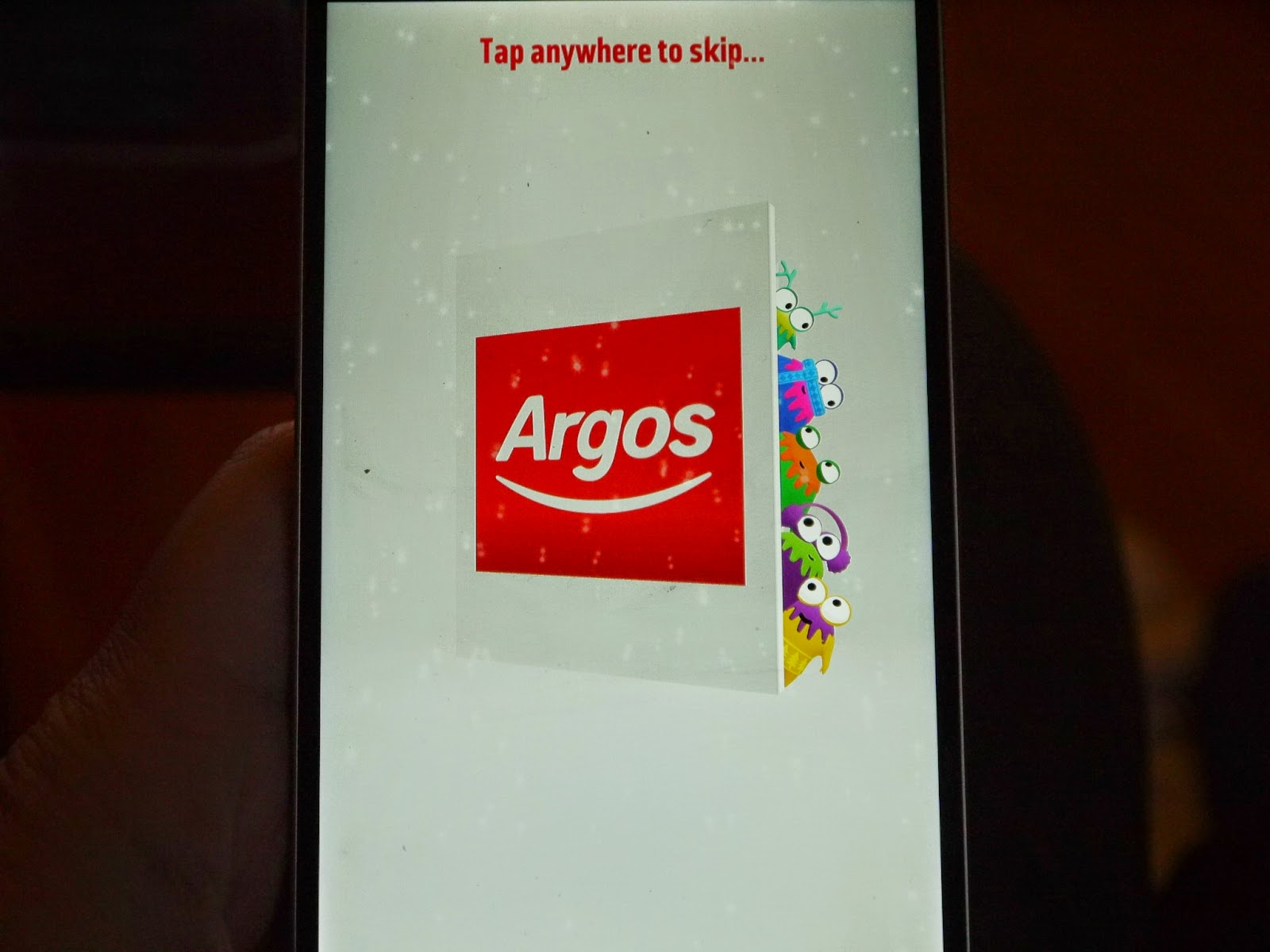 Argos Christmas Wishlist App