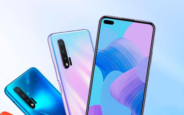 Huawei nova 7, nova 7 SE, and nova 7 Pro rumored to get official on April 23.