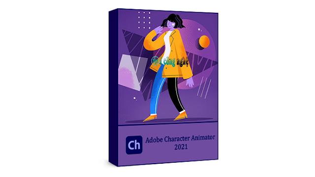 تحميل برنامج كراكتر أنيميتور Adobe Character Animator CC 2021 مع التفعيل