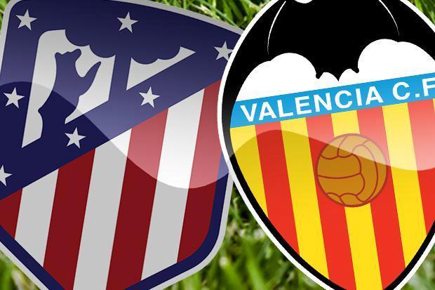 بث مباشر مباراة اتليتكو مدريد وفالنسيا