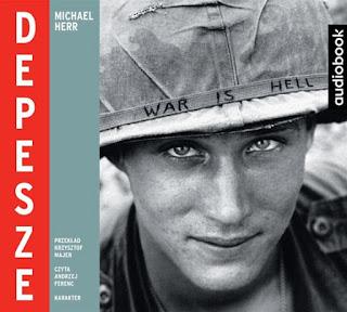 Depesze Michael Herr recenzja książki mówionej
