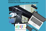 Juknis Madrasah Young Researchers Supercamp (MYRES) Tahun 2021