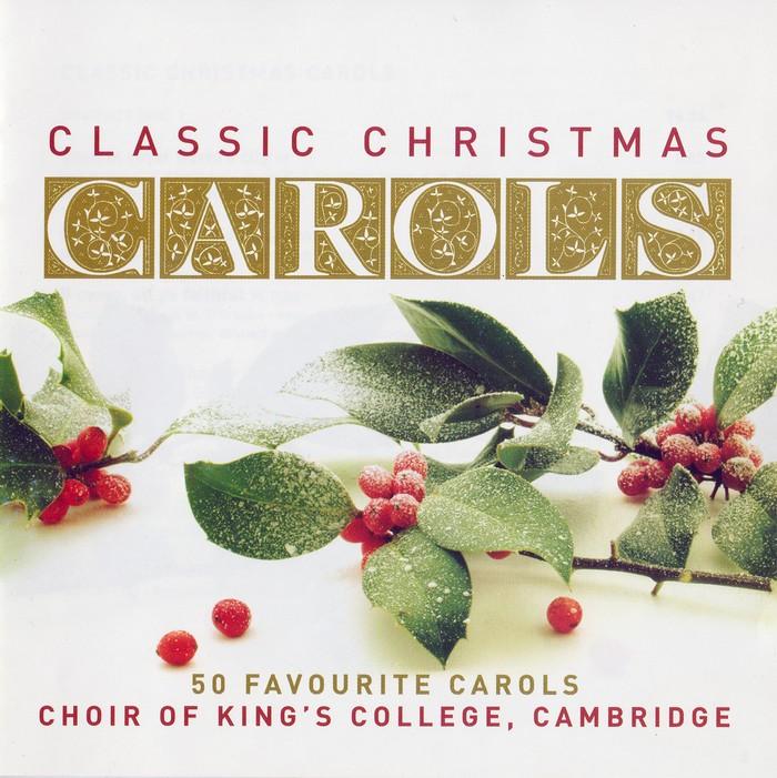 Mi Música Clásica: Classic Christmas Carols - Choir of King\'s ...