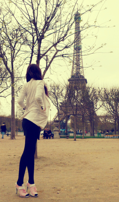 Facebook Cute Girl Wallpaper Paris Paris Girl Photo