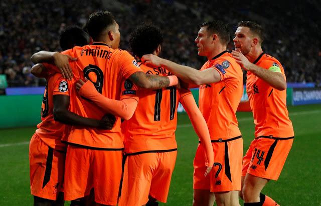 Bergembira Atas Kemenangan Melawan Porto