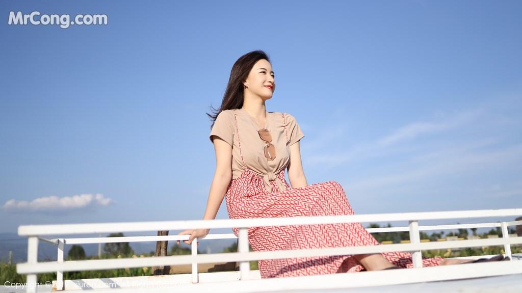 Image XIUREN-No.1718-MrCong.com-004 in post XIUREN No.1718: 艺儿拿铁 (64 ảnh)