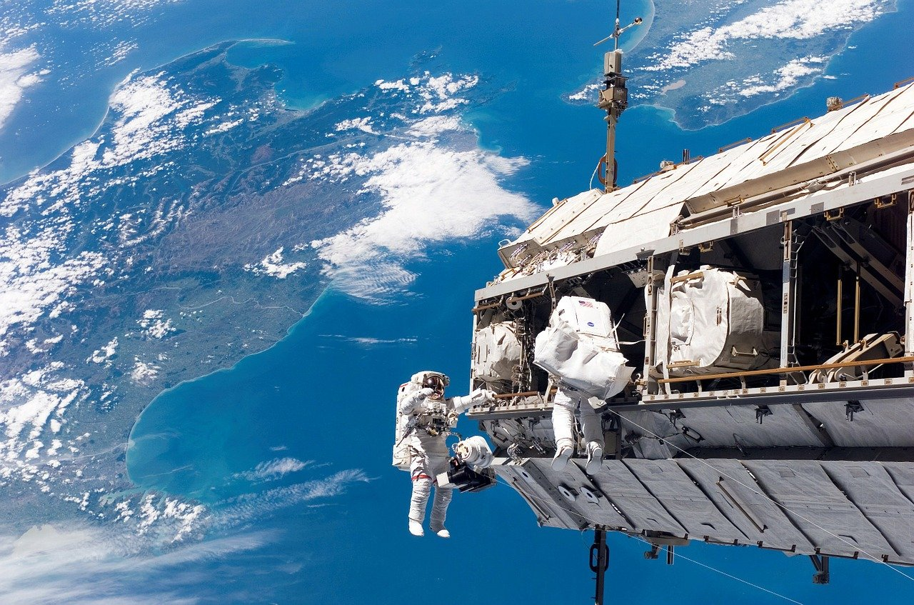 All about International Space Station in Assamese