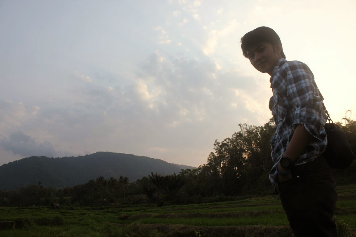 Menikmati Sore di Pinabetengan - bryant pelleng - catatanbryant.com