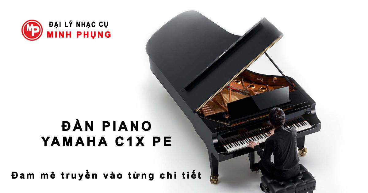 Nơi bán Đàn Piano Yamaha Grand giá rẻ, uy tín, chất lượng nhất