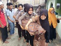 Wujud Rasa Simpati Polwan Polres Lampung Selatan Terhadap Masyarakat