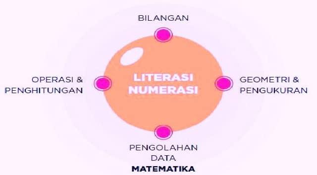 Literasi Abad ke-21 Literasi angka atau numerik (numerisasi)
