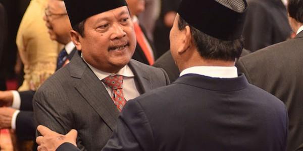 Kalau Tak Cocok dengan Trenggono, Prabowo Bisa Konsultasi ke Jokowi