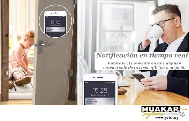 HS-SA1002 - Alarma Wi-Fi Koogeek