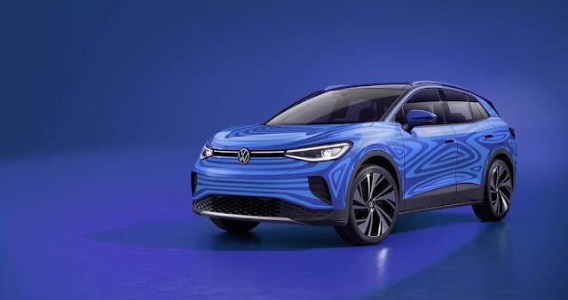 Así luce el primer SUV eléctrico de VW